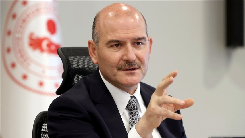 Bakan Soylu, Samsunspor Futbol Kulübü Başkanı Yıldırım hakkında suç duyurusunda bulundu