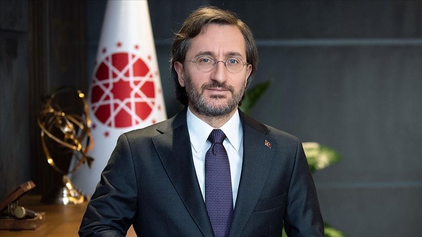 Cumhurbaşkanlığı İletişim Başkanı Altun: TRT'nin bundan sonra da güçlü projeleri hayata geçireceğine inanıyorum