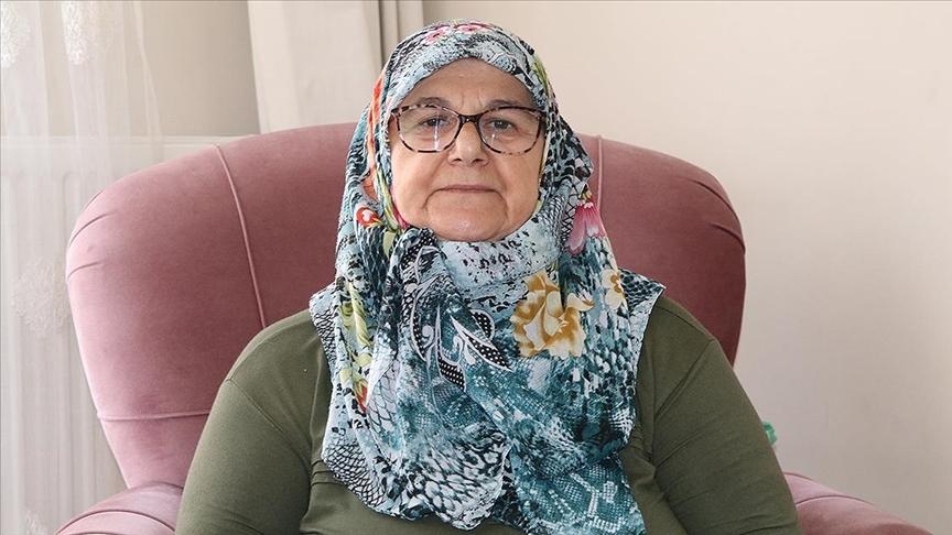 Selde iki çocuk annesi kızını yitiren Aysel Durmuş yaşadıklarını anlattı