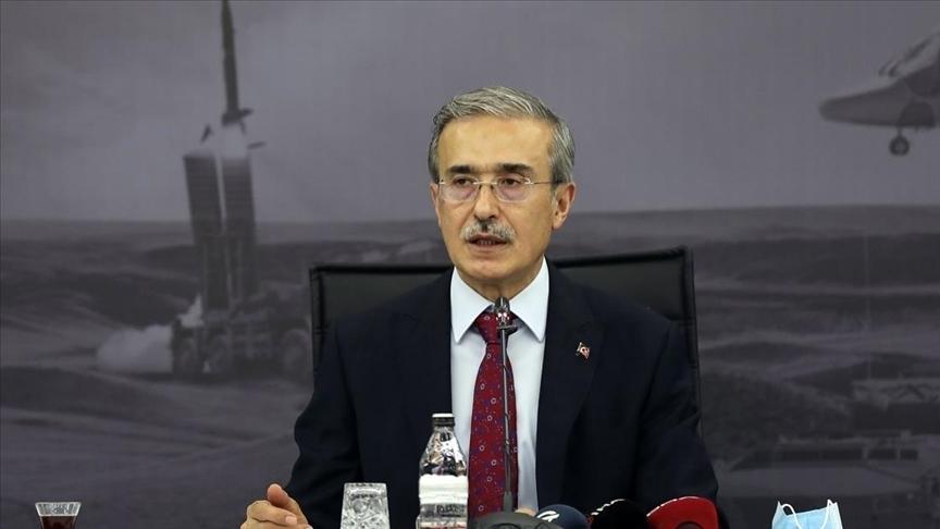 Savunma Sanayii Başkanı Demir'den Blinken'ın 'S-400 alımı ABD'nin güvenliğini tehdit ediyor' ifadesine cevap