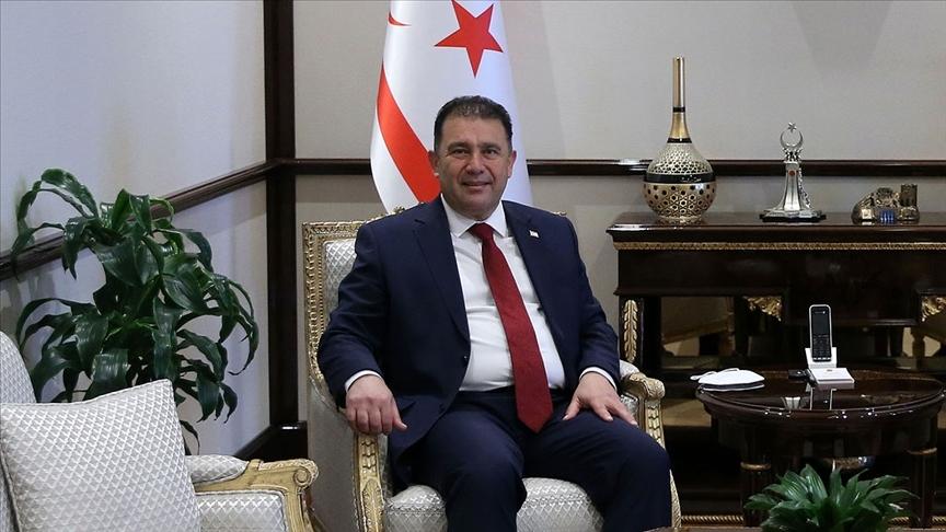 KKTC Başbakanı Saner: Kıbrıs Türk halkının bir 53 yıl daha masada harcayacak zamanı yok