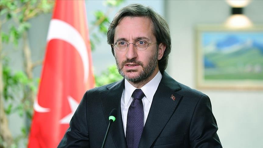 Cumhurbaşkanlığı İletişim Başkanı Altun: Ülkemize çağ atlatan Recep Tayyip Erdoğan sizin tehditlerinize prim vermez
