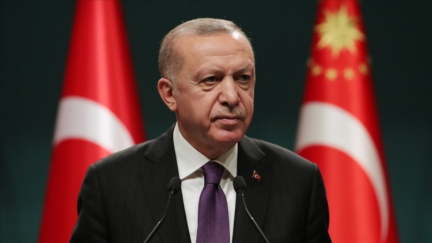 Cumhurbaşkanı Erdoğan: 84 milyon birlik, dirlik ve kardeşlik içinde aydınlık yarınlarımıza hep beraber yürüyeceğiz