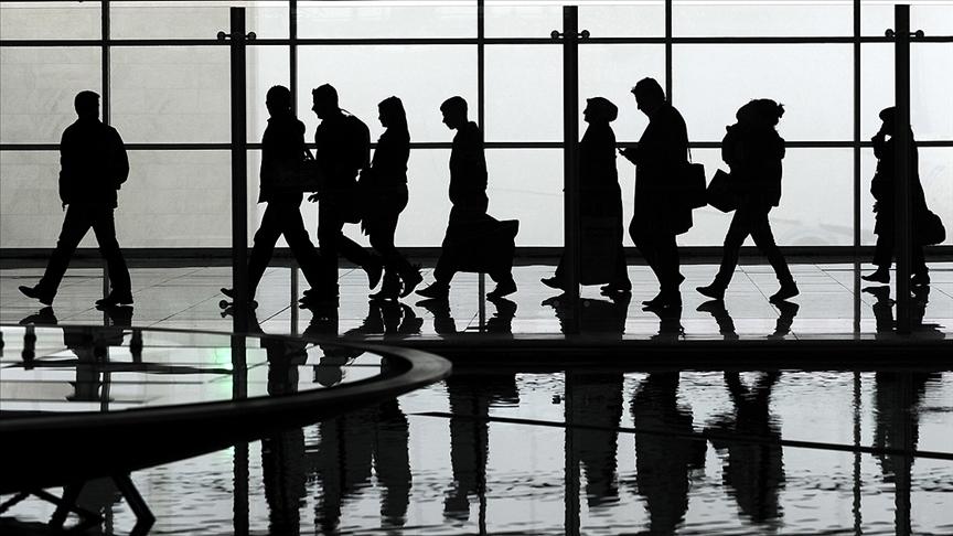 Türkiye'de 7 ayda hava yolunu kullanan yolcu sayısı 57,4 milyon oldu