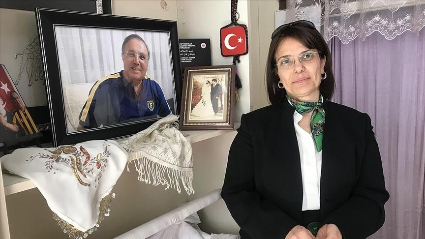 Ölen kocasının hayalini gerçekleştirmek için başladığı üniversite hayatında hedef büyüttü