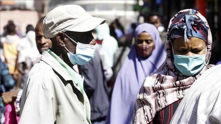 Afrika'da Kovid-19 vakası sayısı 4 milyon 367 bini geçti