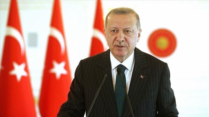 Cumhurbaşkanı Erdoğan, Ürdün Kralı ve Kuveyt Emiri ile İsrail'in saldırılarını görüştü