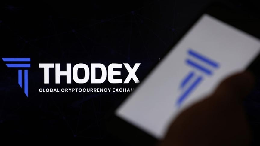 Kripto para borsası Thodex'in merkezinde yapılan arama sona erdi