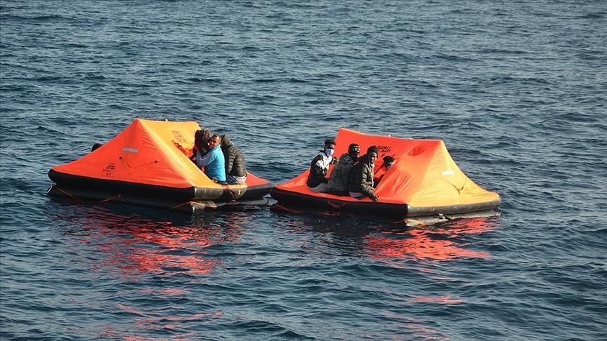 Yunanistan aleyhinde Ege'de geri itme operasyonları için AİHM'de dava açıldı