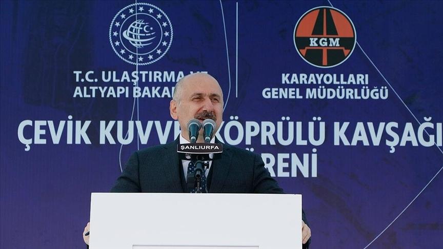 Bakan Karaismailoğlu: İstihdamın artırılmasında önemli bir sorumluluk taşıyoruz
