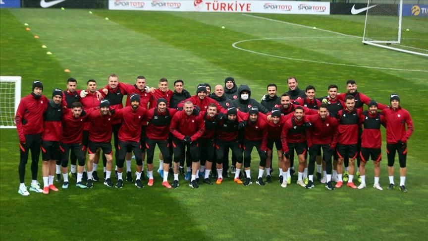 A Milli Futbol Takımı'nda Dünya Kupası Elemeleri hazırlıkları başladı