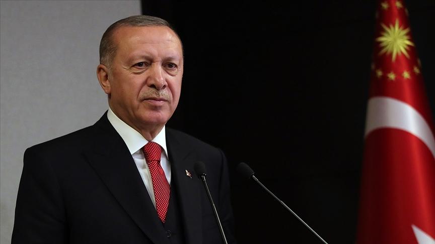 Cumhurbaşkanı Erdoğan'dan Hasankeyf-2 Köprüsü paylaşımı: Ülkemize ve milletimize hayırlı olmasını diliyorum