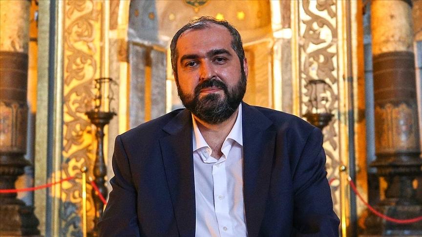 Ayasofya-i Kebir Camii İmamı Boynukalın akademik görevine geri döndü