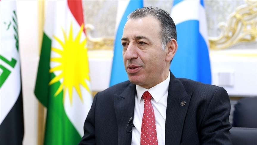 Türkmen Bakan Maruf: Bir kez daha PKK unsurları, yaptıkları eylemlerle bölgenin istikrarını hedef aldı