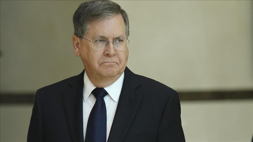 Türk Dışişlerine çağrılan ABD Büyükelçisi Satterfield'a Türkiye'nin tepkisi iletildi