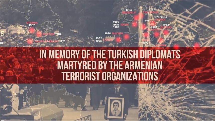 Cumhurbaşkanlığı İletişim Başkanı Altun, Ermeni terör örgütlerinin katliamlarını anlatan videoyu paylaştı