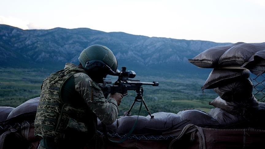 Eren-13 operasyonları kapsamında 3 terörist etkisiz hale getirildi