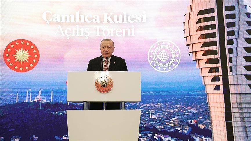 Cumhurbaşkanı Erdoğan: Haziran ayının sonunda Kanal İstanbul'un temelini atıyoruz