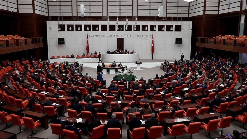 Meclis'in yeni haftada gündemi yoğun