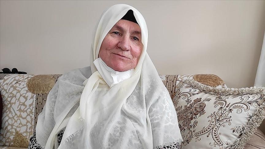 Cumhurbaşkanı Erdoğan'ın ziyaret ettiği 65 yaşındaki Keleş: Dünyalar benim oldu