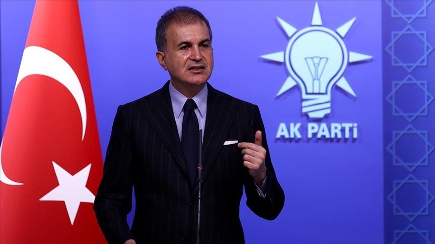 AK Parti Sözcüsü Çelik: Biden'ın açıklamaları sorumsuz, hukuki temeli, tarihsel dayanağı olmayan bir yaklaşımdır