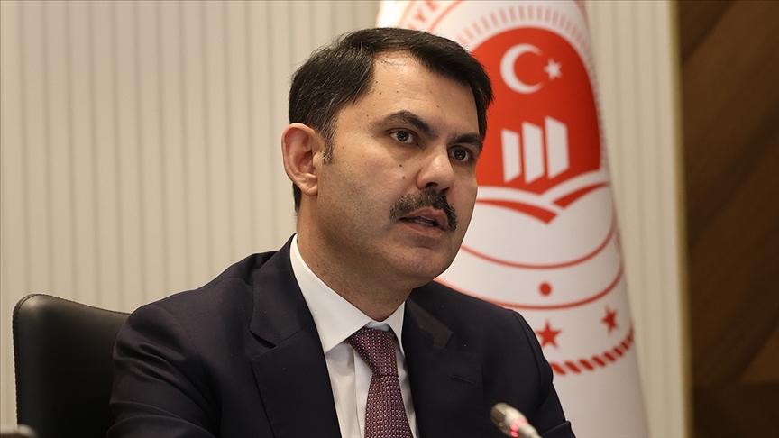 Çevre ve Şehircilik Bakanı Kurum, geri dönüşüm tesislerine yeni kriterler getirildiğini açıkladı