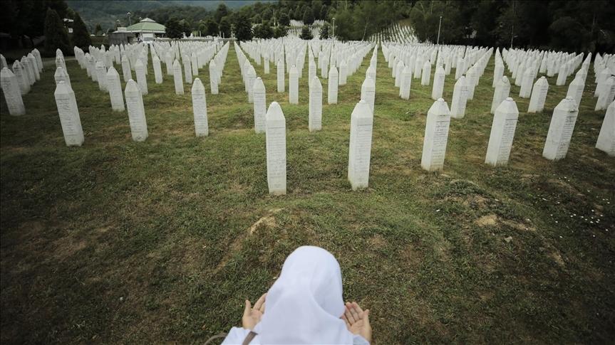 Srebrenitsa soykırımını unutturmamak için koşacaklar