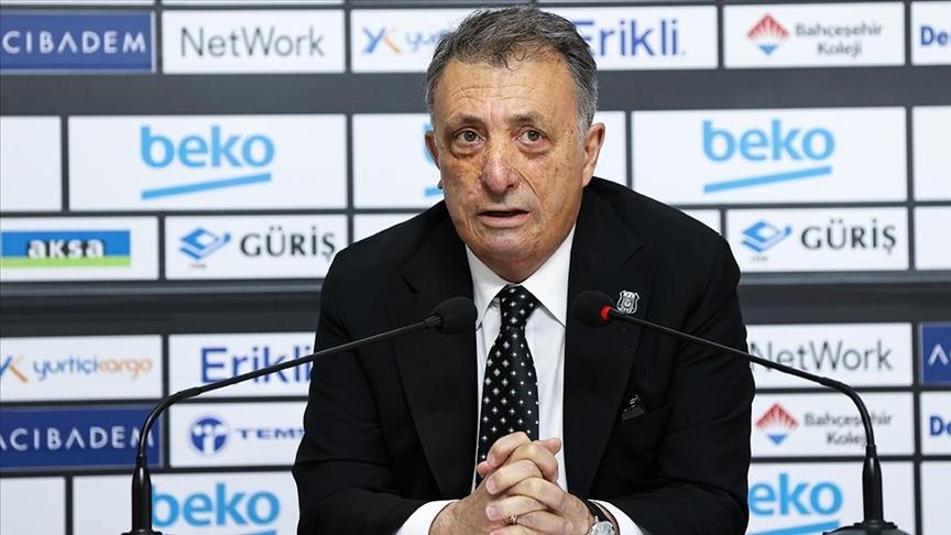 Beşiktaş Kulübü Başkanı Ahmet Nur Çebi: Herkes ayağa kalktı, toparlandı, üstümüze geliyorlar