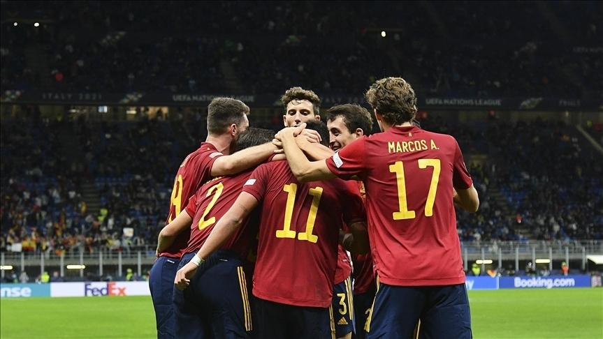 İspanya, UEFA Uluslar Ligi'nde finale çıktı