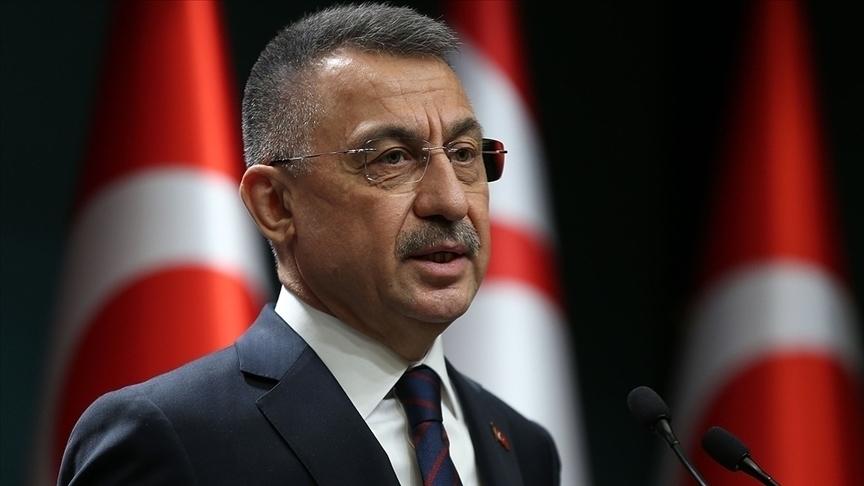 Cumhurbaşkanı Yardımcısı Oktay'dan Pençe operasyonları paylaşımı