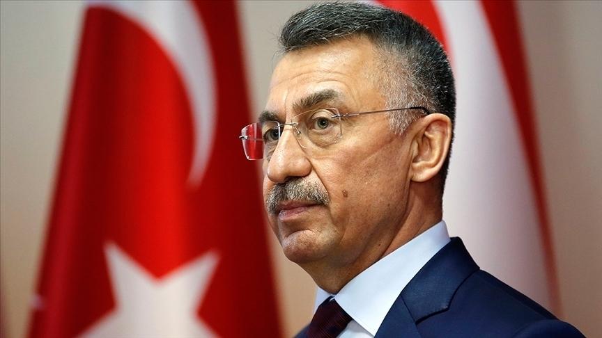 Cumhurbaşkanı Yardımcısı Oktay'dan Prof. Dr. Ali Özek için taziye mesajı