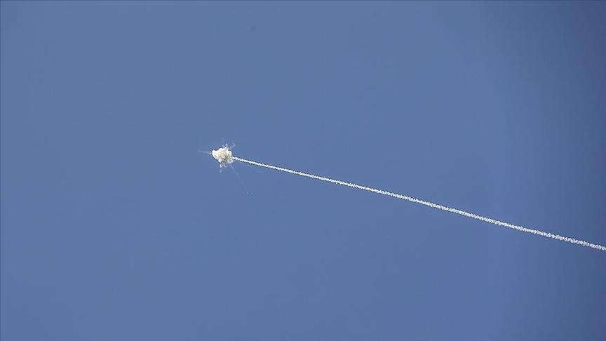İsrail ordusu: Suriye'den İsrail tarafına 3 roket atıldı
