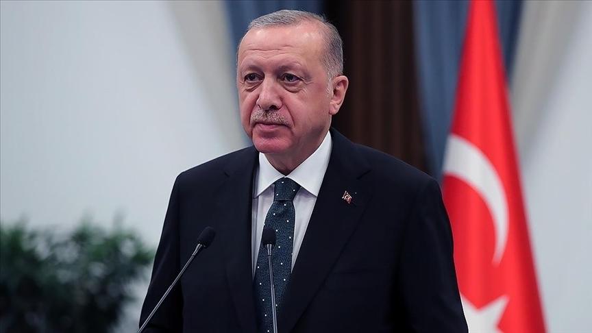 Cumhurbaşkanı Erdoğan'dan gündeme ilişkin açıklamalar