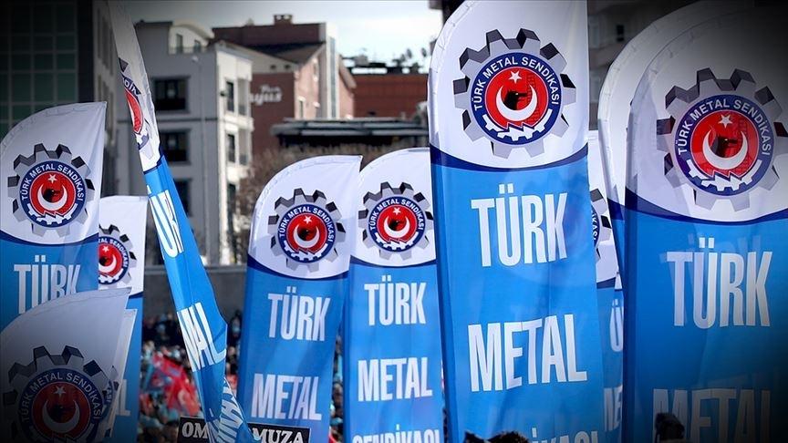 Türk Metal Sendikasında ilk kez bir kadın şube başkanı oldu
