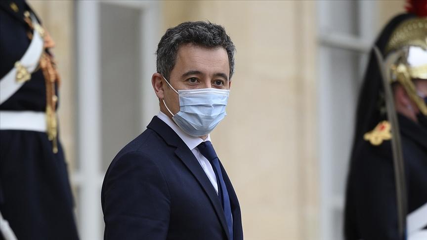 Fransa İçişleri Bakanı: Müslüman karşıtı eylemler, (Fransa) cumhuriyetine karşı yapılmış eylemlerdir