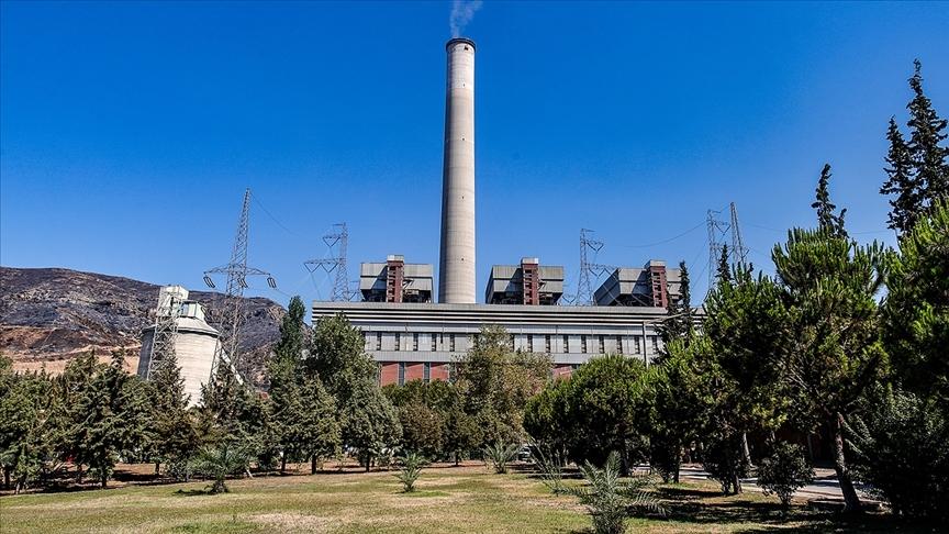 Bakan Dönmez: Kemerköy Termik Santrali'nde elektrik üretimine başlandı