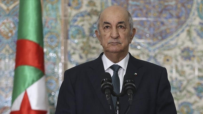 Cezayir Cumhurbaşkanı Tebbun: Türklerle mükemmel ilişkilerimiz var