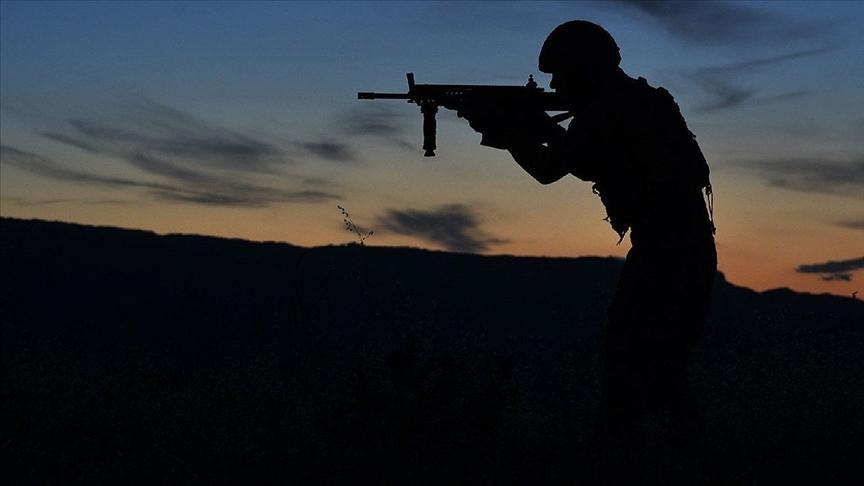 Pençe-Şimşek Harekatı'nda bir asker şehit oldu