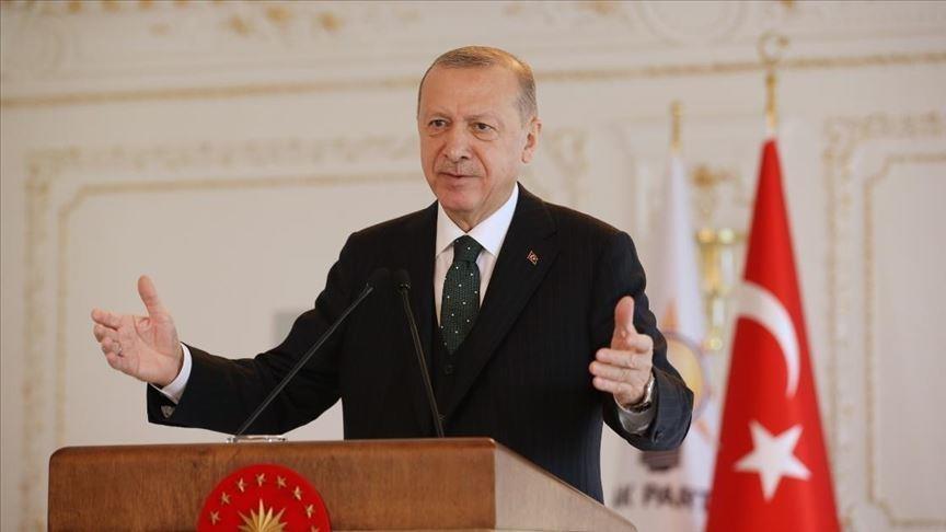 Cumhurbaşkanı Erdoğan: Türkiye'yi eğitim öğretim alanında yükseltmeye devam edeceğiz