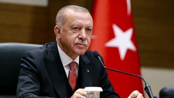 Cumhurbaşkanı Erdoğan'dan paralimpik milli atletlere tebrik