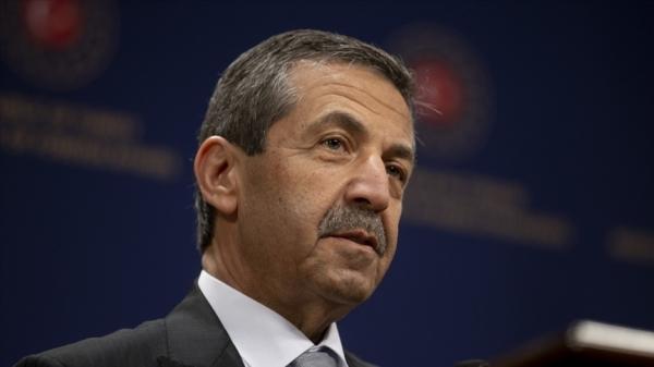 KKTC Dışişleri Bakanı Ertuğruloğlu: Bize yapılan eşitsizliğe devam edildiği sürece ortak zemin bulunamayacak