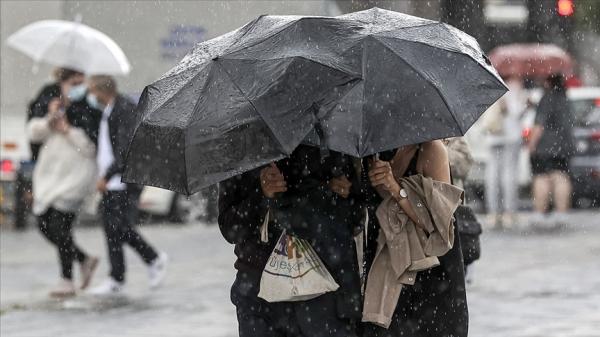 Ülkenin kuzey ve iç kesimlerinde yarın yağış etkili olacak