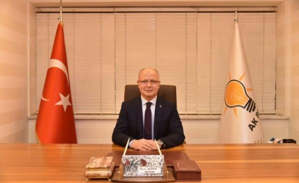 Başkan Gürkan'dan Kadir Gecesi Mesajı