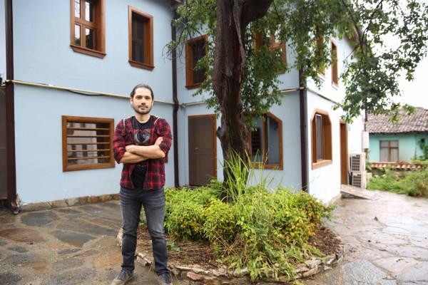 Nilüfer'in yazı evleri yazarlara ilham veriyor