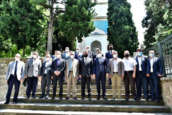 Yıldırım Belediyesi, Çelebi Mehmed'i vefatının 600'üncü yılında dualarla andı