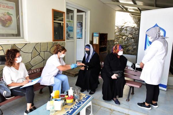 Yıldırım Belediyesi'nden kadınlara sağlık taraması