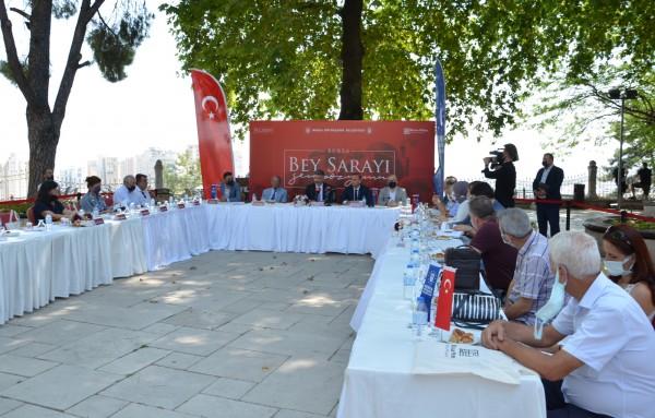 Osmanlı'nın ilk sarayı mercek altında