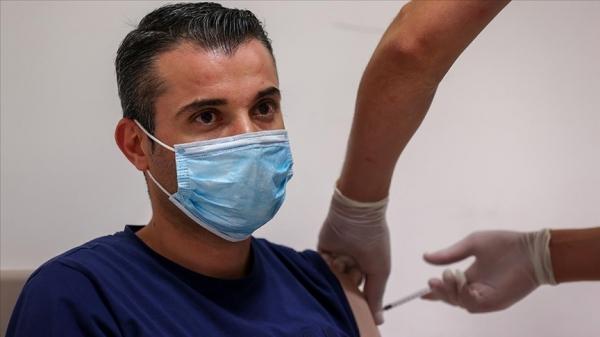 Türkiye'de 19 bin 557 kişinin Kovid-19 testi pozitif çıktı,
