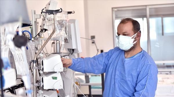Türkiye'de 19 bin 761 kişinin Kovid-19 testi pozitif çıktı