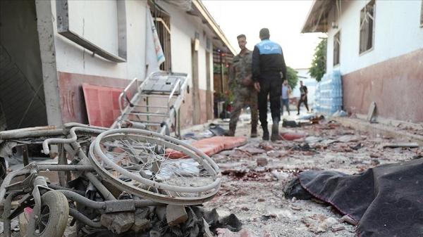 Terör örgütü YPG/PKK Afrin'de hastanede tedavi gören sivillere saldırdı: 13 ölü, 27 yaralı